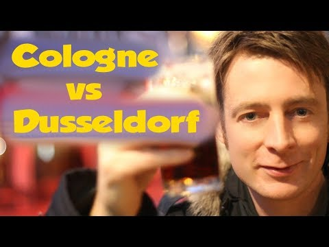 No Love Lost? Cologne v Dusseldorf feat. Phillip Dorset | Travel between 2 rival German cities