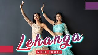 Lehanga - Jass Manak | Wedding Dance | Nidhi Kumar Dance Choreography ft. Priti M