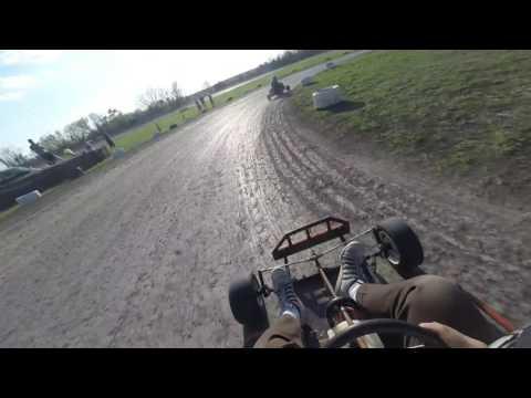I 85 speedway race 1