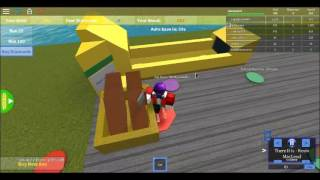 Playing Roblox Bank Tycoon [Two New Axs!] with Gaming fish