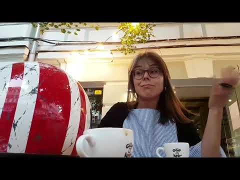 Чемпионский кофе в джезве и летняя площадка