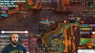 Bajheera - WMP vs RMP 3v3 Showdown ft. Xaryu & Envious - WoW BFA 8.1 Warrior PvP
