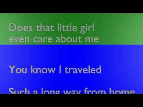 Driftin Blues Karaoke Video