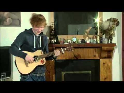Ed Sheeran - Wake Me Up Live On UStream