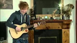 Gambar cover Ed Sheeran - Wake Me Up Live On UStream