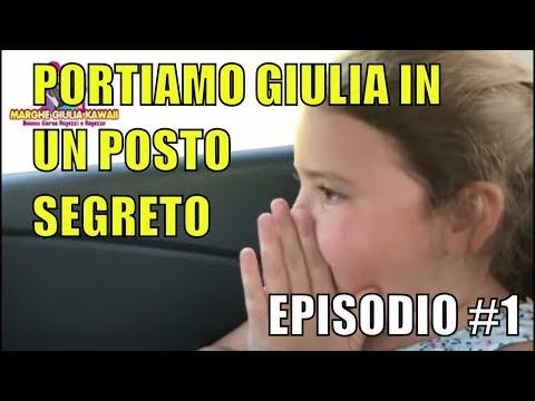 Portiamo Giulia in un posto segreto SORPRESA DI COMPLEANNO by Marghe Giulia Kawaii