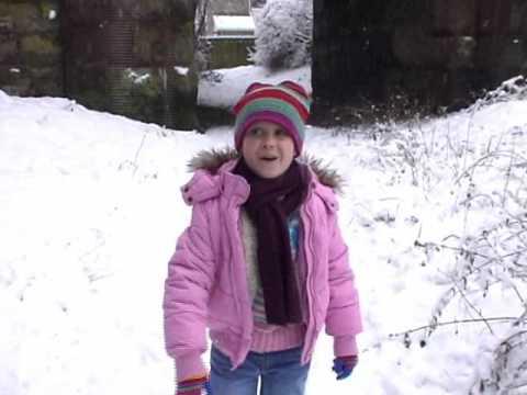 snow in warrington cheshire northwest england