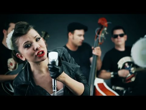 Tom Stormy Trio feat. Rhythm Sophie – Rockabilly Rhythm (Official video)