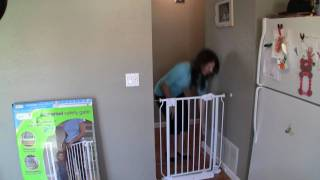 Dexbaby Universal Safety Gate Installation Instructions