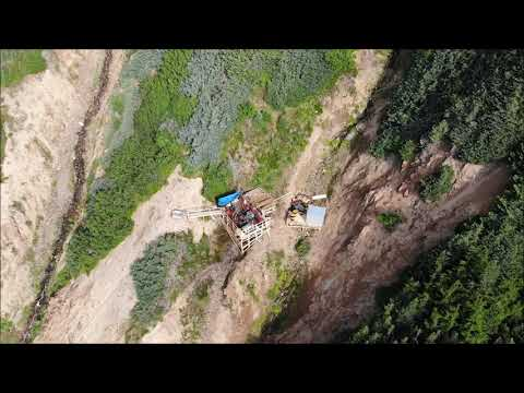 Goliath Resources Drilling 2019 Video