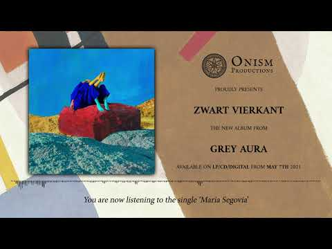Grey Aura - Maria Segovia