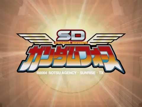 SD Gundam Force OP 3