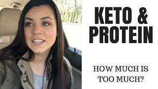 Keto & Protein   How Much Is Too Much?   Summer Keto Prep Series Ep 2