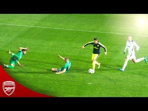 The Perfect Goal - Mesut Özil vs Ludogorets