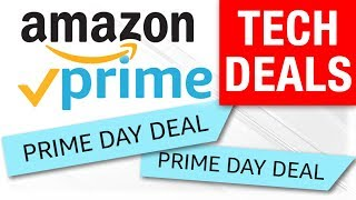 The Best Tech Deals on Amazon Prime Day! (LIMITED TIME)