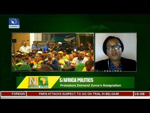 ANC Leaders To Hold Emergency Meeting | Network Africa |