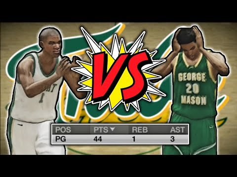 NCAA Basketball 10 | William & Mary Tribe #12 | Conference Stars Duel