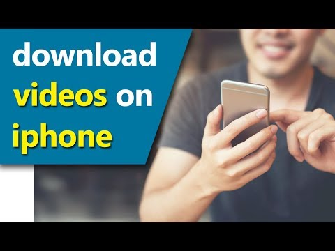How to Download ANY Videos on iPhone/iPad from Internet? (UPDATED 2019)