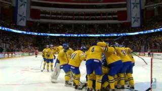 Fredrik Pettersson penalties (Sweden vs Canada) 2013 (TV4)