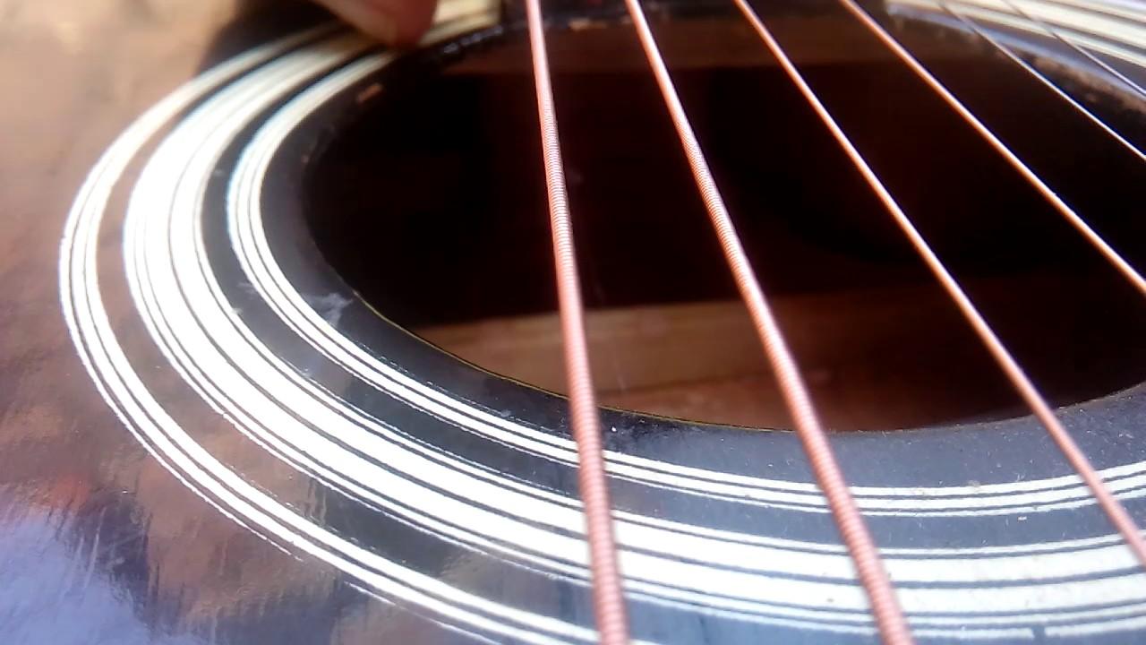 guitar string vibration youtube. Black Bedroom Furniture Sets. Home Design Ideas