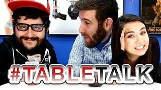 Drunken #TableTalk!