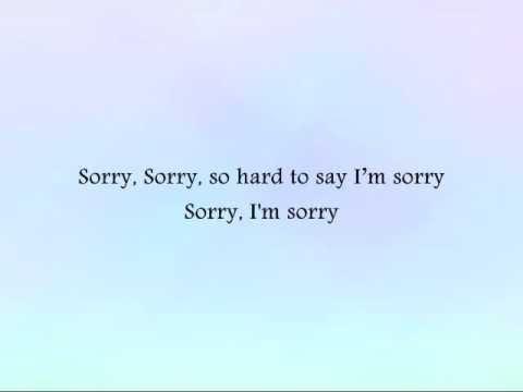 f(x) - Sorry (Dear.Daddy) [Han & Eng]