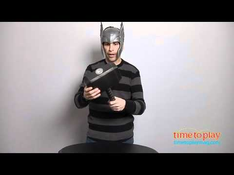 Thor Lightning Hammer from Hasbro