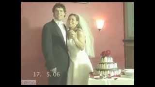 Невеста уронила свадебный торт