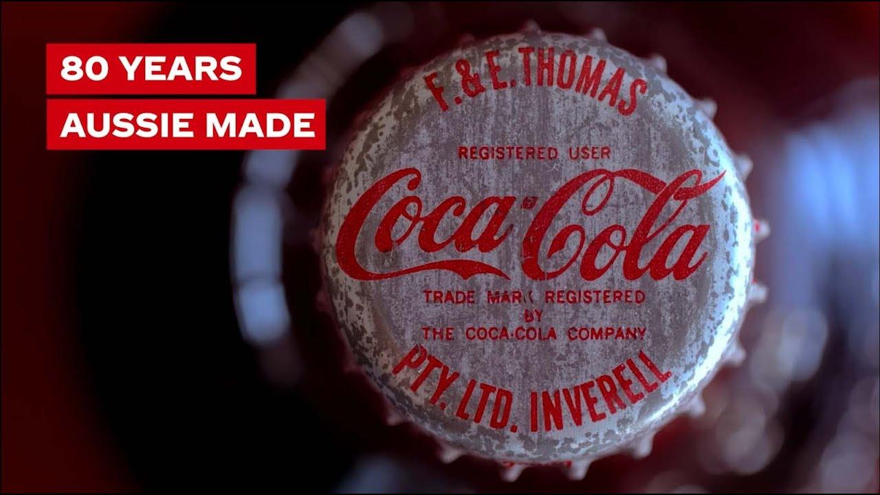 Coca-Cola Australia | 80 Years Aussie Made