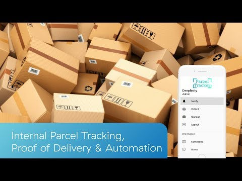 Best Internal Parcel Tracker Software