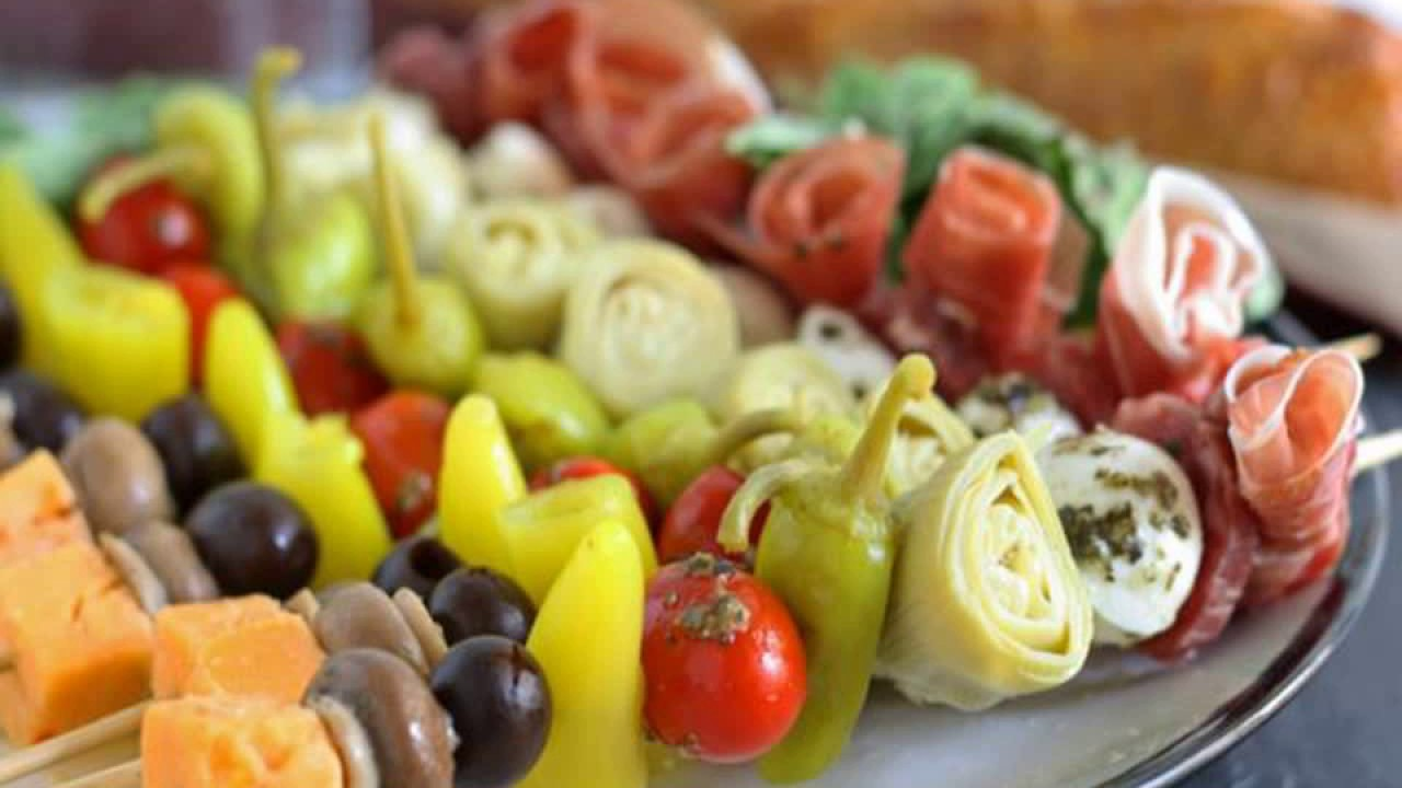 Cheap Baby Shower Food Ideas - YouTube