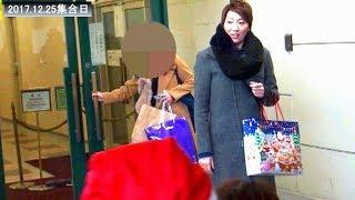 月組】クリスマスの集合日💎宝塚歌劇2017.12.25