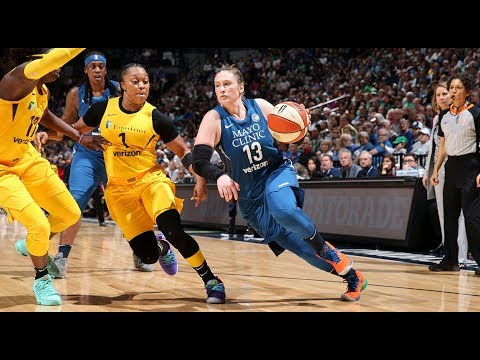 Minnesota Lynx: Highlights vs  Los Angeles Sparks