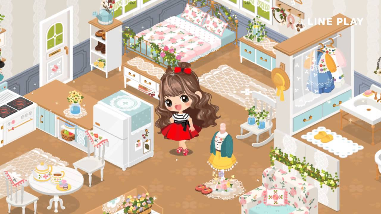 LINE PLAY Decorations (Official Video) - YouTube