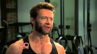 Hugh Jackman's Changing Physique