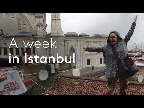 Turkey.Home - A stylish week of Istanbul, with FashionHunt!