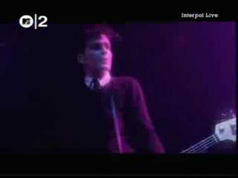 Interpol Live The Astoria Part 5 and Last
