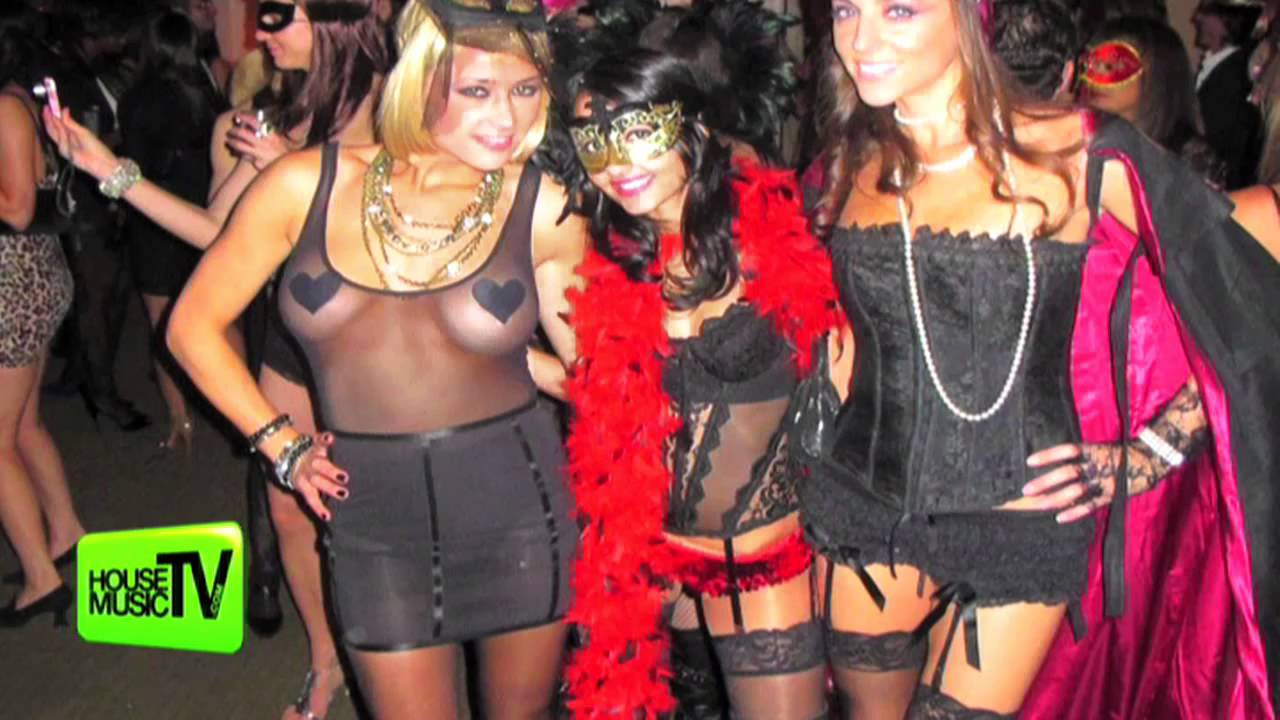 halloween party sex videos