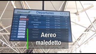 Cina ed Etiopia fermano l'aereo maledetto