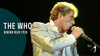 The Who - Behind Blue Eyes (Live At Shea Stadium)