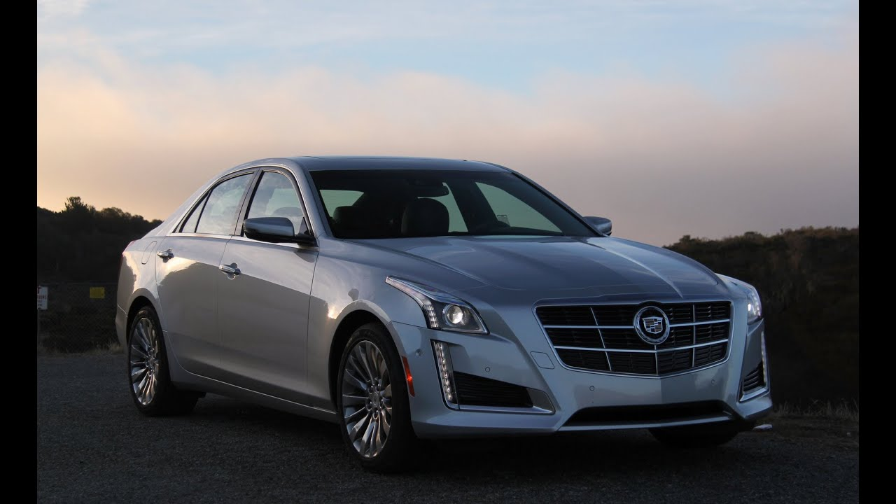 2014 Cadillac CTS 2.0T Review and Road Test - YouTube