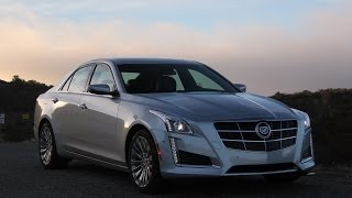 2014 Cadillac CTS 2.0T Review and Road Test