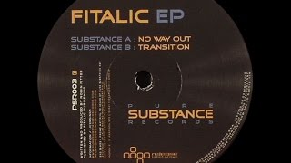 Fitalic ‎– No Way Out (Original Mix)