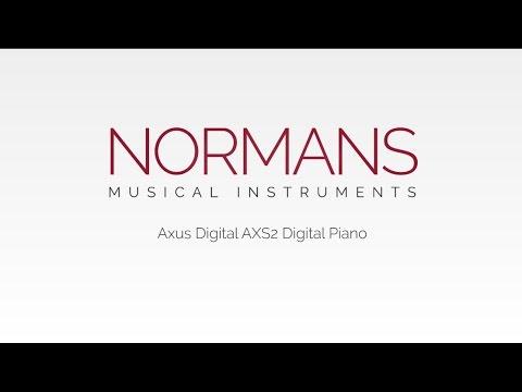 Axus AXS2 Digital Piano Review