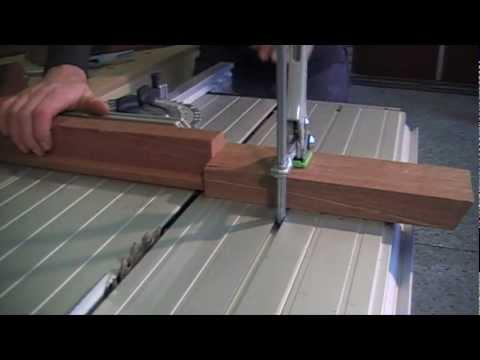 Hmb instructiefilm 4 frezen slotkasten met hmb moederm for Inmeetmal voor deuren
