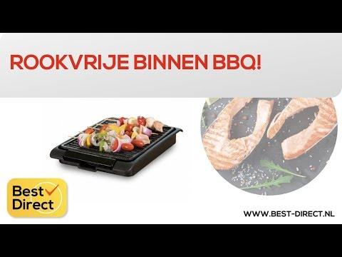 Welp BINNEN BBQ'EN ZONDER ROOK! | STARLYF SMOKE FREE GRILL BEST DIRECT VW-75