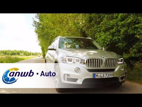 Bmw X5 Plug In Hybrid Autotest Anwb Auto Youtube