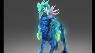 Leshrac - Twisted Wisdom Set Preview (Dota2)