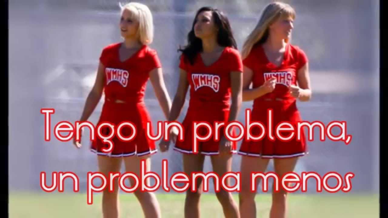 Glee - Problem (Traducido al español)