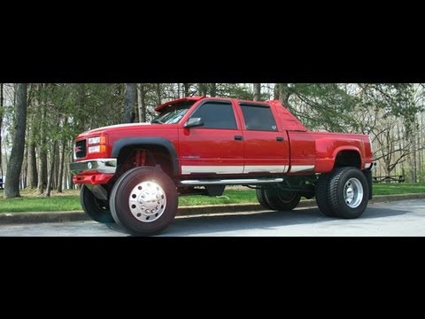 94 chevy 3500 lift kit